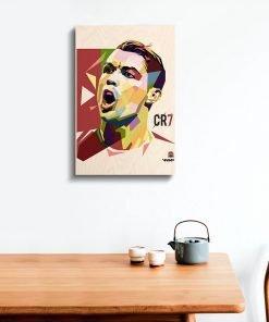 Cristiano Ronaldo Print