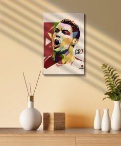 CR7 print_8