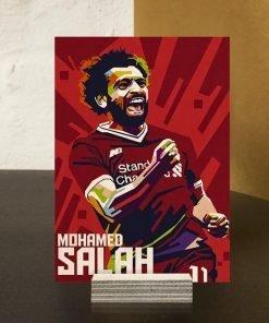 Mo Salah print-4