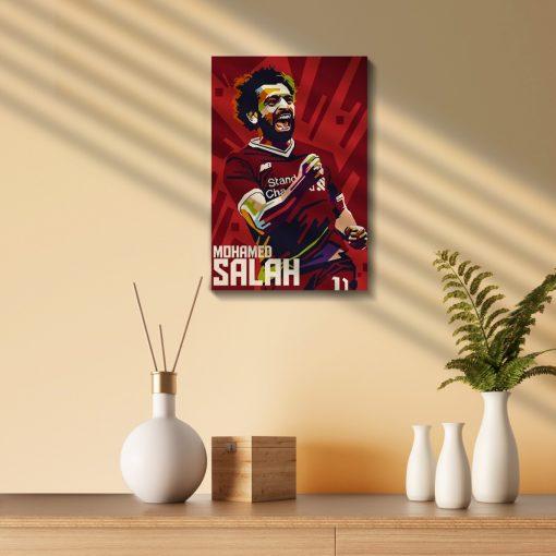 Mo Salah print_2