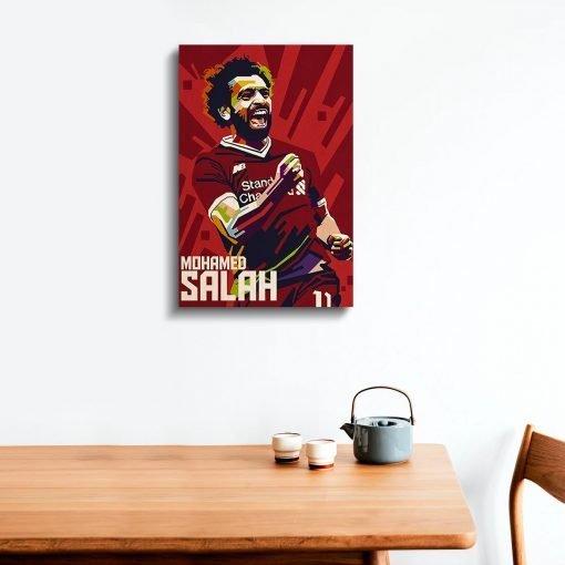 Mo Salah print_1