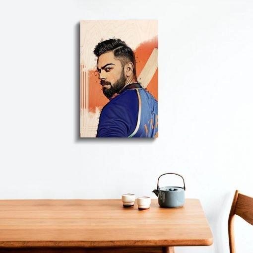 Virat Kohli print_6