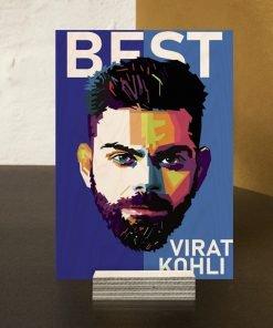 Virat Kohli print