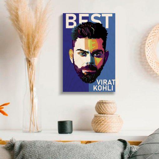 Virat Kohli print_1