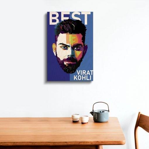 Virat Kohli print_3