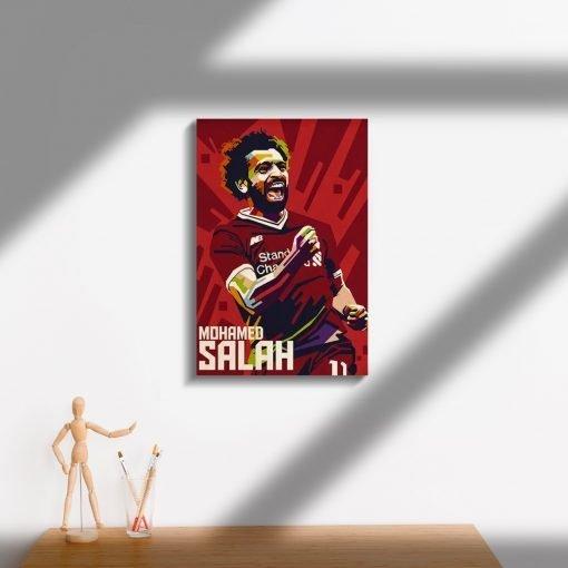 Mo Salah print
