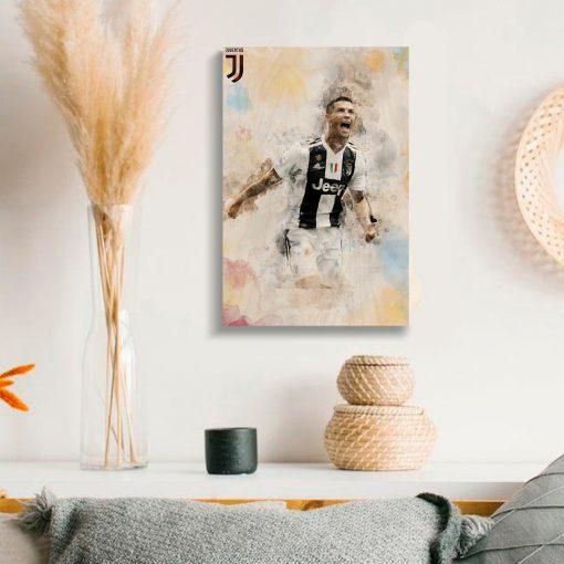 Cristiano Ronaldo Print_1