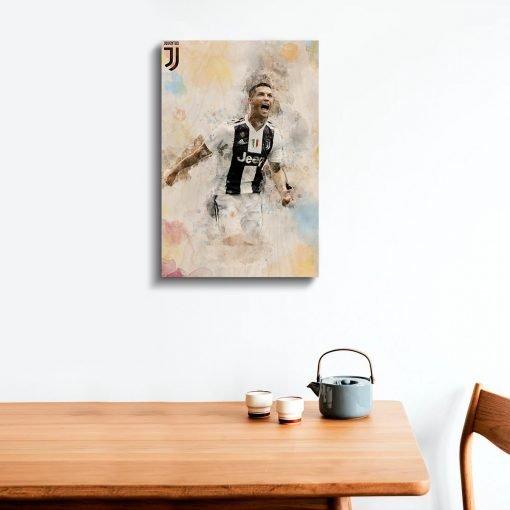 Cristiano Ronaldo Print_2