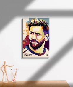 Messi print