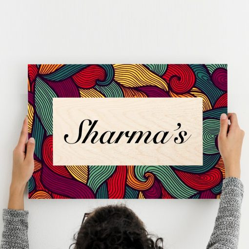 Personalised Wooden Name Plate_11