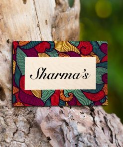 Personalised Wooden Name Plate_12