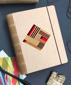 Wooden diary-6