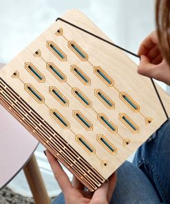 Wooden diary_1