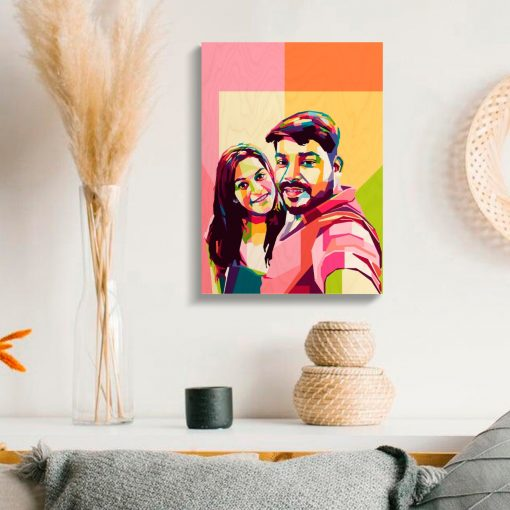 Poly Art Personalised Gift_3
