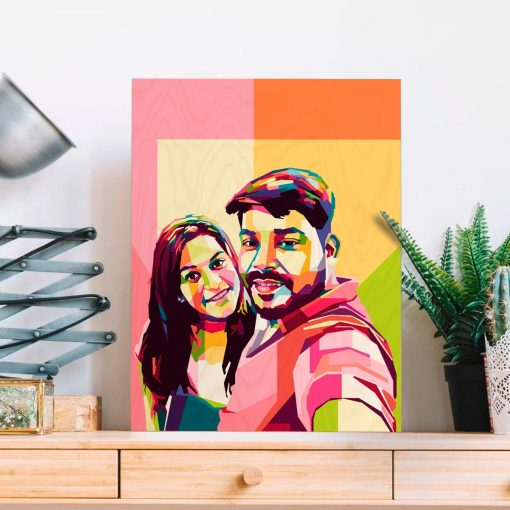 Poly Art Personalised Gift_4