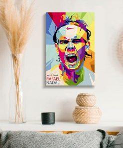 Rafael Nadal Print_2