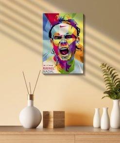 Rafael Nadal Print_3