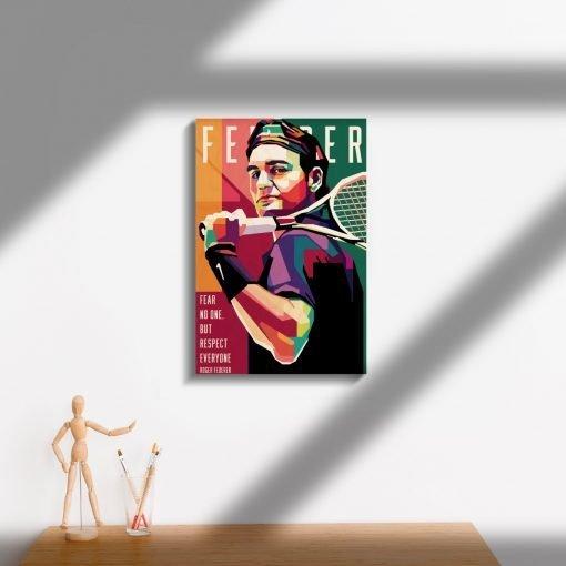Roger Federer Print_1