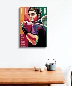 Roger Federer Print_3