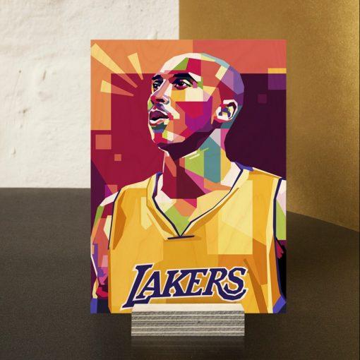 Kobe Braynt Print