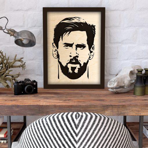 Messi Laser
