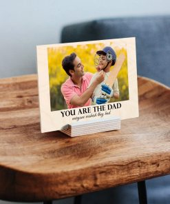 Personalised gift- father