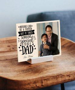 special dad custom print