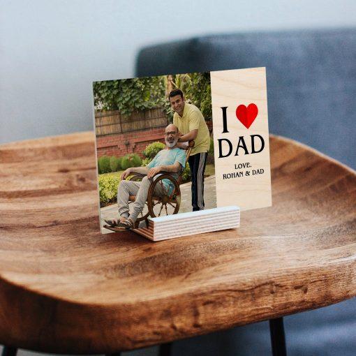 gift for dad- custom print