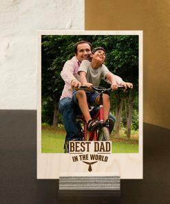 personalised print dad