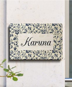 Personalised Name Plate for Family