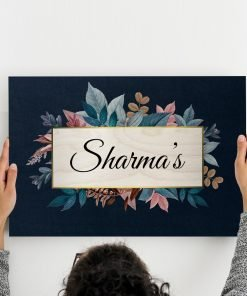 Personalised Name Plate-6