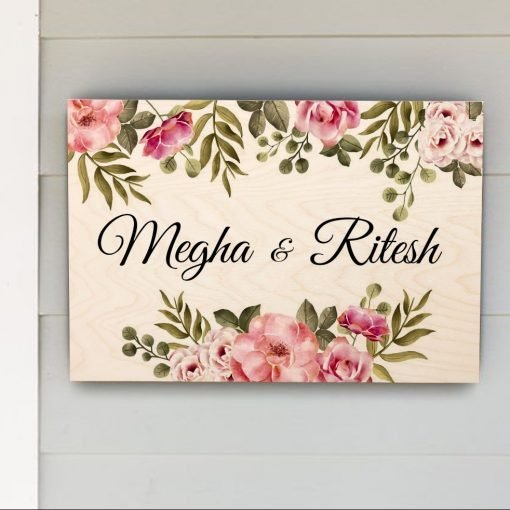 Personalised Name Plate-1