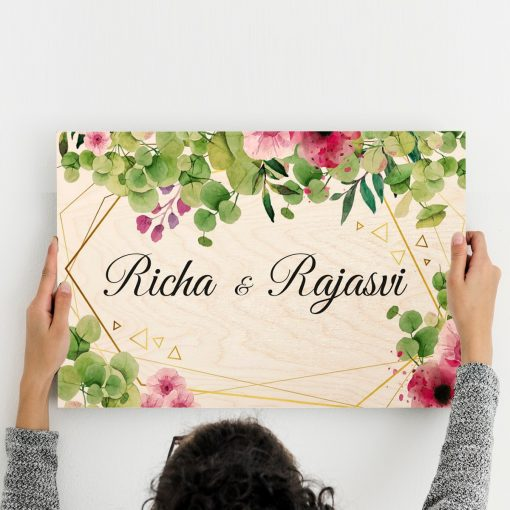 Family Name Plate-2