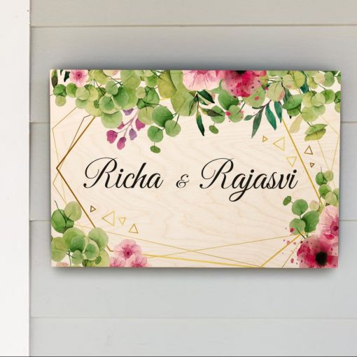 Personalised Name Plate-2