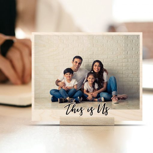 personalised family print gift