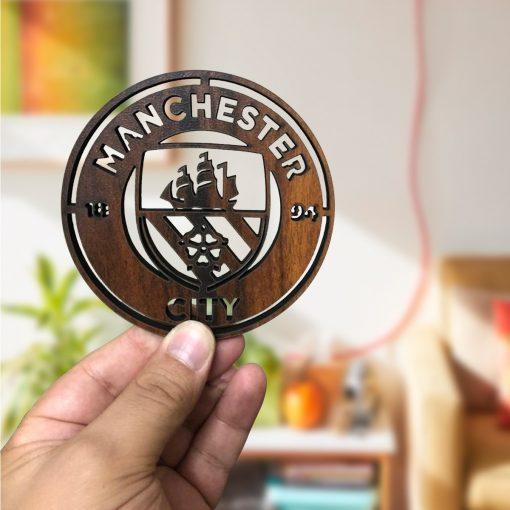 Manchester City Coaster