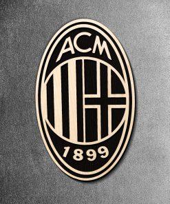 A.C.Milan Crest